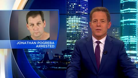 Waukesha County Sheriff's Office: Jonathan Pogreba in custody...